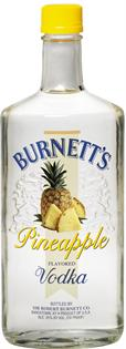 Burnett's Vodka Pineapple 1.75l